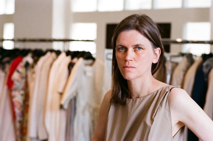 Sofie D Hoore Belgian Fashion Designer Blog Installtest1006