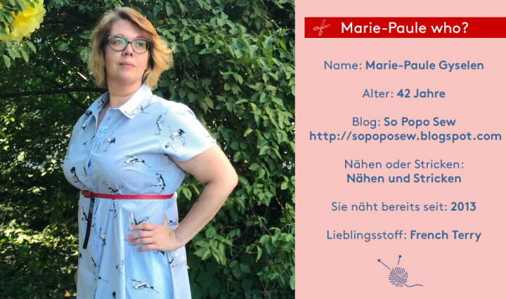 Bloggerin im Mittelpunkt: So Popo Sew   Fibre Mood