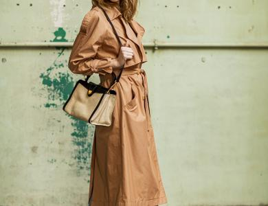 Martha trenchcoat